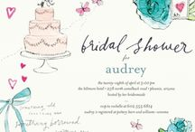 bridal shower / by Krysta Mohammed