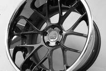 concave wheels