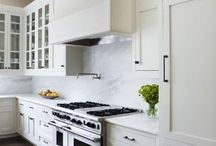 Kitchen Ideas / Saving ideas I like for my own kitchen when I remodel!