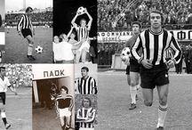 Giorgos Koudas - PAOK FC Legends