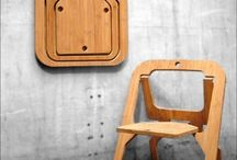 furnitures made of wood