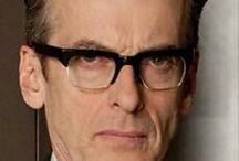 Peter Capaldi (in glasses)