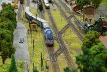Model železnice / Model železnice