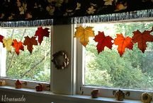 Fall Decor / by Kristina Hunt