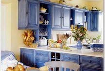 Kitchen Mosaics & Color