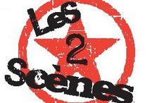 """Cinéma """"Les2scènes"""" à Maule (yvelines) / Cinéma, films, art et essai, bonheur .."""