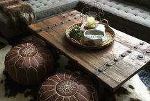 Floor seating ideas