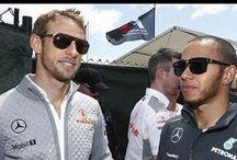 Jenson Button fa il tifo per Hamilton