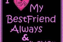 best friends forever/Sisters forever