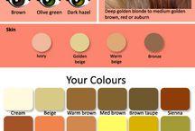 makeup / color