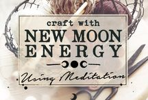 Craft with Energy of Intention