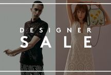 BARNEYS DESIGNER SALE / Our Designer Sale is here! Shop up to 40% off designer collections.  / by Barneys New York