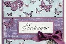 invitasjon konfirmasjon