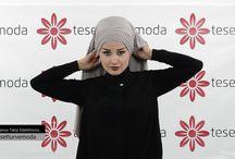 Ready Hijab and Shawl linking videos