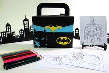 Batman / Lembrancinha para aniversário