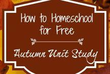 Homeschool - Autumn
