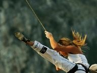 Sport, outdoor, climbing, into the wild
