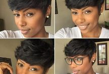 Short hairstyles to try