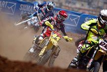 Super-Moto Race