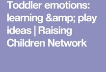 Psychological /Emotional development / Psychological and Emotional development in early childhood.