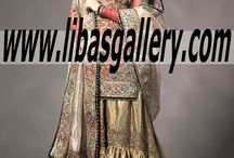 Pakistani Designers wedding gharara, bridal gharara, Indian gharara and traditional lucknow gharara / Pakistani online shop selling stitched Pakistani Designers wedding gharara, bridal gharara, Indian gharara and traditional lucknow gharara and Sharara Online, New bridal Gharara collection 2014-2015, Bridal Gharara dresses trends from Pakistan/India Buy in  UK USA Canada Pakistan India Australia Saudi Arabia Norway Sweden Scotland Dubai Behrain Qatar www.libasgallery.com