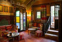 One of my fav places :Thea House Crevillente, Spain / Arabic Thea House Carmen del Campillo, at Alicante.