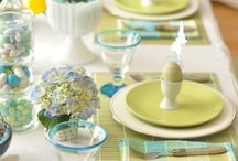 Tables,dishes
