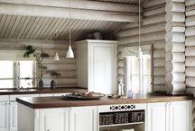 Lafta/Log cabin