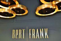 Bert Frank furniture collection