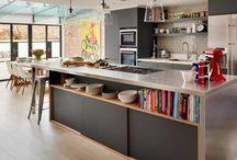 Küche in Utopia