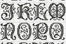 letras punto