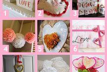 Valentine's / by Rebecca Brantley
