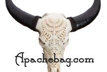 Apachebag Logo's