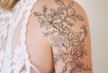If I were To Tattoo.....
