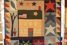 Patchwork Country