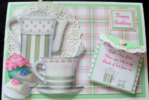 scrappin & cards / craft