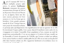 Guillaume Bottazzi : Art in-situ / Guillaume Bottazzi : Toutma magazine – Printemps 2014 & Art in-situ