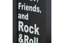 Beer, friends, and Rock& Roll
