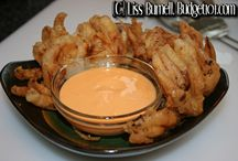 Side dish /appetizers / by Christy miller