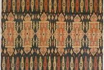 Ikat Woven Fabric Sumba