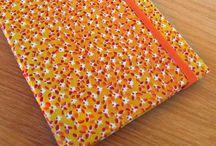 Cadernos personalizados / Cadernos feitos artesanalmente