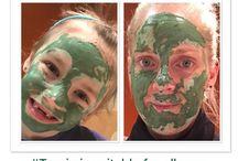 Natural Face Masks - Tropic