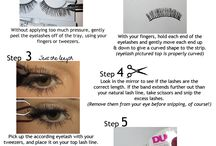 false eyes tutorial
