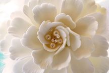 Цветы мастичные