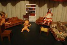 Lundby dolls house furniture