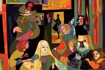 Las Meninas files / by Cheryl Hicks
