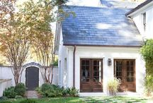 Exterior Architecture | First Impressions Are Everything / by Christi Barbour | Interior Designer