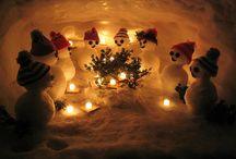 Fêtes de fin d'année / by Steamboat Willie