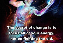 Change / Strategies to release the past and embrace life anew