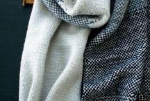 Tørklæder, vanter, huer